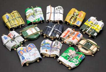 toyama_sozai_0706 (4)富山観光スポット ますの寿し食べ比べ