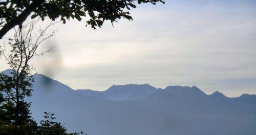 富山の百山-来拝山5