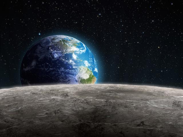 地球の誕生と月との衝突1