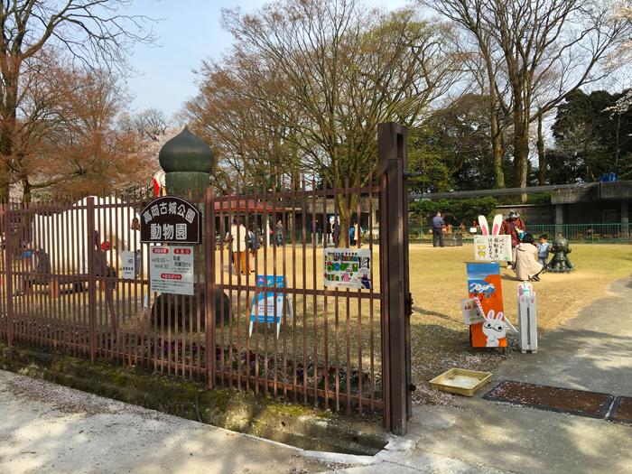 高岡古城公園動物園13